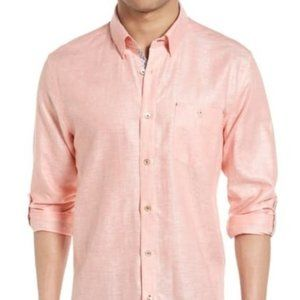 Ted Baker London Laavno Extra Slim Fit sport shirt